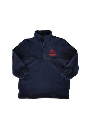 Wadestown Half Zip Polar Fleece